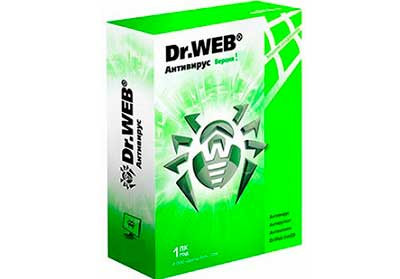 Скачать Dr.Web для Windows